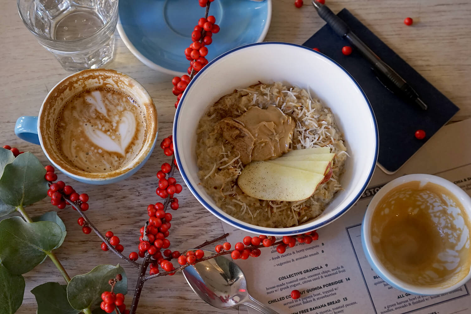 Bluestone Lane Vegan Porridge