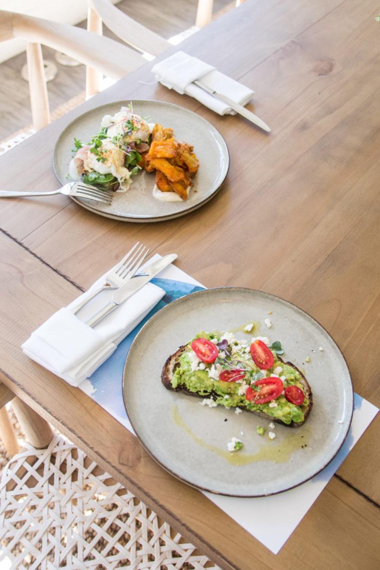 Bluestone Lane Café Los Altos